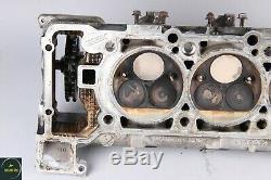 03-08 Mercedes W215 CL55 SL55 S55 AMG Engine Motor Cylinder Head Left Side OEM
