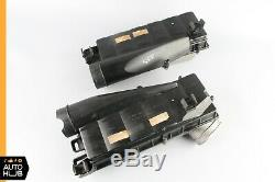 03-08 Mercedes W220 S55 E55 AMG Engine Air Intake Filter Right And Left Side OEM