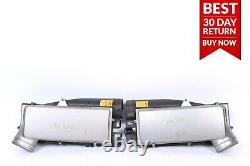 03-08 Mercedes W220 S55 E55 AMG Left & Right Side Engine Air Intake Filter A90