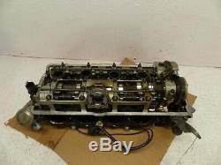 04-05 BMW 645Ci 4.4L V8 Left Driver Side Engine Cylinder Head N62B44 OEM