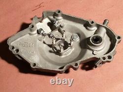 06-08 Kawasaki KX450F KX450 F Stator Engine Left Side Crank Case Cover