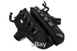 06-10 BMW E60 M5 E63 E64 M6 Air Intake Manifold Plenum Air Collector Set OEM