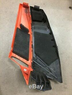 07 08 09 10 11 Arctic Cat F1000 Snopro Left Side Engine Cover Body Panel F8 1000