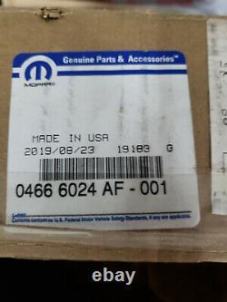 07-11 Jeep Wrangler 3.8L Engine Driver Side Exhaust Manifold Mopar OEM 4666024AF