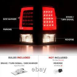 07-13 GMC Sierra Plug&Play Error Free LED Brake Signal Taillights Left+Right
