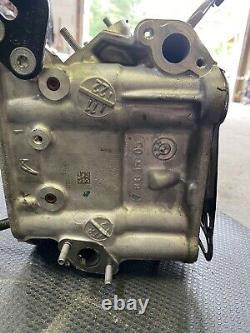 08-13 BMW S65 V8 E90 E92 E93 M3 Engine Cylinder Heads Left Driver Side