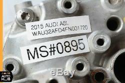 13-17 Audi A8 A8L S6 S7 4.0 TFSI Engine Cylinder Head Left 079103404S OEM
