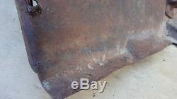 1939 1946 Chevy COE LEFT FLOOR PAN Original GM driver side