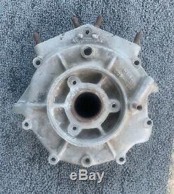 1948 Ul Ulh Left Side Engine Case Motor Knucklehead Last Year Big Twin Flathead