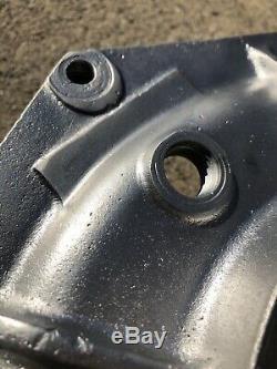 1960 Oem Harley Davidson Fl Panhead Engine Case Left Side Knucklehead Flathead