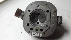 1971 BMW R90S R90 R80 R75 Airhead SM248B. Engine left side cylinder head