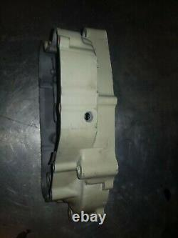 1981 Honda CR450R engine case casing left clutch side