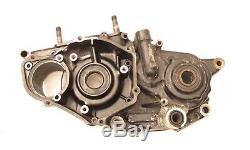 1985 Honda ATC250R Engine Crank Case Crankcase Left Side Damaged ATC 250R 250 20