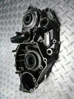 1986 Honda ATC TRX 250 R OEM Left Side Engine Crankcase Assembly 11002-HA2-671