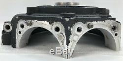 1993 Harley Evo Left Primary Side Engine Case Dyna Softail Fxr Fl 24541-84b