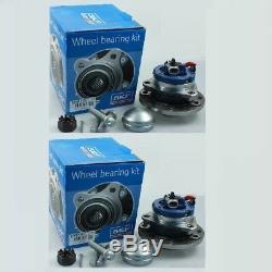 2 SKF Radlager vorne inkl. ABS-Sensor Opel Astra G Zafira A 1.8 2.0 2.2 16V DTI