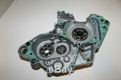 2001 2008 Suzuki RM125 RM 125 Left Side Engine Motor Crankcase Case