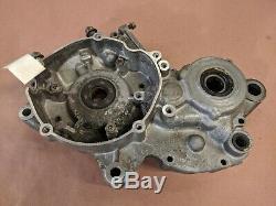 2002-03 Yamaha YZ125 YZ125 Crankcase Left Side Main Engine Case