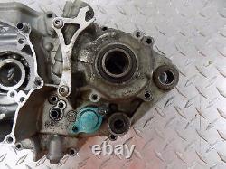 2002 Yamaha Yz 426 F Engine Case (left Side) Yz450f