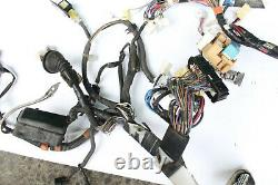 2003-2005 Toyota Celica Gts Engine Bay Left Driver Side Wiring Harness J6649