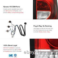 2003-2006 Chevy Silverado 1500 2500HD 3500HD 6PC FRONT+REAR Headlights Tail Lamp