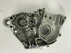 2005 KX250F Crankcase Left Side 14001-5398 Engine Case