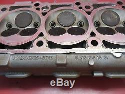 2005 Mercedes Slk55 Amg R171 Oem M113 V8 Engine Lh Cylinder Head Unit Assembly