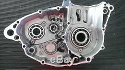 2005 Suzuki Rmz 450 Left Engine Case Motor Side Rmz450 2005