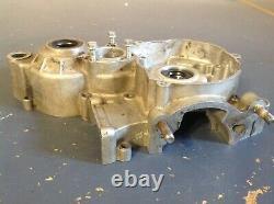 2007 07 KTM 85SX 85 SX left side engine motor center case 04 05 06 08 09 OEM