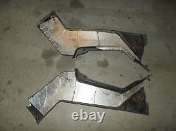 2007 Can Am Outlander 500 Left Right Side Engine Cover Panel Shield Guard Shroud