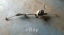 2007 Suzuki Swift Power Steering Rack With Electric Motor Ecu Track Rod End