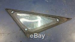 2007 toyota ESTIMA 2.4 PETROL HYBRID front LEFT CORNER QUARTER GLASS WINDOW NSF