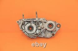 2008 06-10 YZ250 YZ 250 OEM Left Side Crankcase Engine Bottom End Carter Block