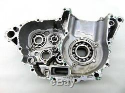 2008 08 SUZUKI RM-Z 450 RMZ 450 Left Side Crankcase Engine Case