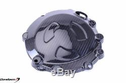 2009-2018 BMW S1000RR HP4 100% Full Carbon Racing Engine Cover Left side