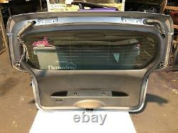2010 BMW 116i SPORTS 5 DOOR REAR TAILGATE BOOTLID COMPLETE WITH WIPER MOTOR+ARM
