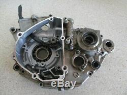 2011 Kawasaki Kx250f Left Side Engine Case Half, Stator Side Case Oem, Mx69