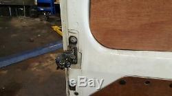 2012 Ford Transit 2.2 Cdti 100 T260 Diesel Rear Back Left Door Panel Complete