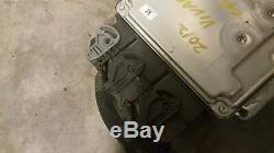2012 Vauxhall Vivaro 2.0 Cdti Renault Trafic Ecu 237101754r Bosch 028018497 Ecm