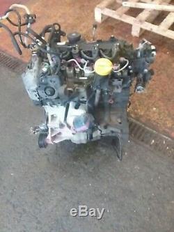 2014 Mercedes Citan 1.5 Engine Diesel K9k820 With Pump & Injectors Miles M1685