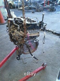 2015 Mercedes C220d Engine 2.1 Diesel With Fuel Pump & Injectors M2146