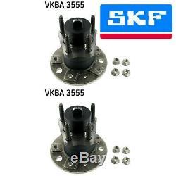 2x RADLAGERSATZ SKF VKBA3555 2 RADLAGER SATZ LINKS RECHTS HINTERACHSE HINTEN