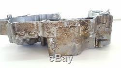 616 Left Side Crankcase Honda CRF450R 02-03 Motor Engine Bottom Case Crank
