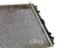 97-04 Porsche Boxster 986 Left Driver Radiator + Cooling Fan 99610613251 OEM