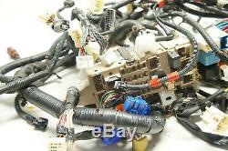 98-05 Lexus Gs300 Sedan Left Side Interior To Engine Bay Dash Wire Harness Oem