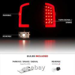 BLACK SMOKE! For 03-06 Dodge RAM 1500 2500 3500 Black LED Brake Lamp Tail Light