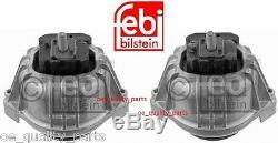 BMW 1 E81 3 E90 E91 X1 E84 Engine Mount Bearing Left + Right Side 2.0d 320d 318d