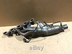 Bmw Oem E60 E61 E63 E64 M5 M6 L R Side Engine Catalytic Converter Manifold S85