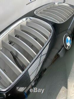 Bmw X5 E53 Facelift Complete Bonnet In Sapphire Black