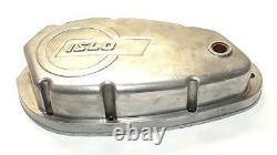 Cooper / Islo 250 Enduro Motorcycle Left Side Engine / Crankcase Cover. Original